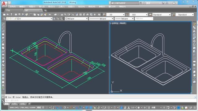 CAD橱柜设计素材下载_CAD橱柜模板下载_红动手机版