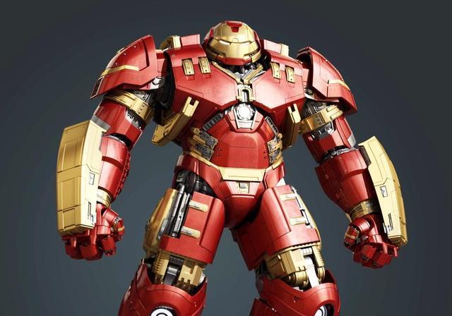 钢铁侠穿反浩克装甲大战失控绿巨人,维罗妮卡空中支援帅炸了