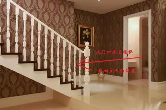 入户门对阳台怎么解决