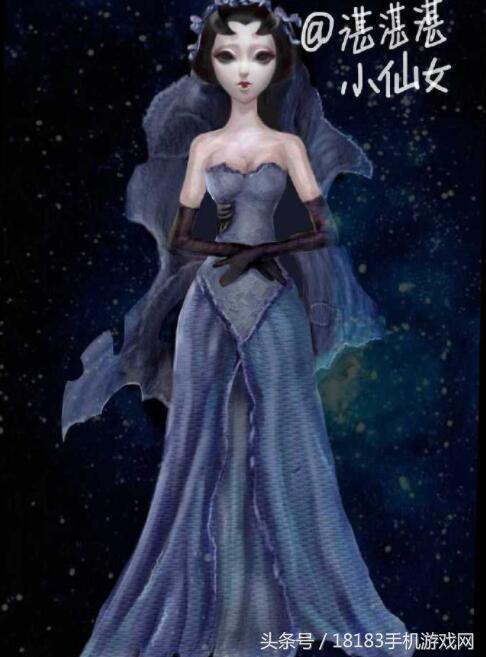 僵尸新娘:美丽的灵魂永远耀眼夺目