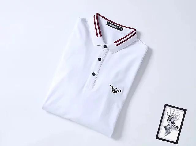 「Armani」阿玛尼 秋装新品,男士商务休闲打底长袖T恤