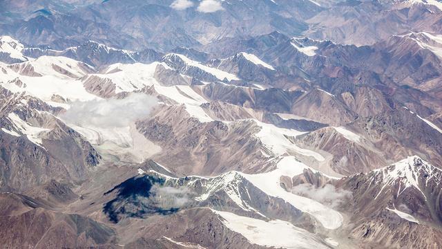 景中之旅:全球屈指可数的超级山脉-天山