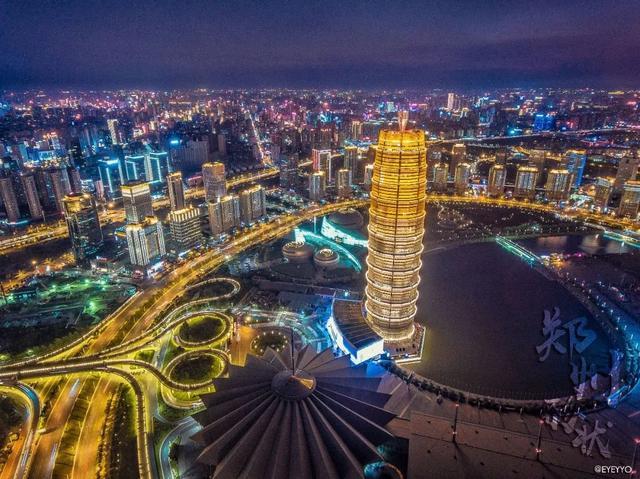 郑州代表性建筑物