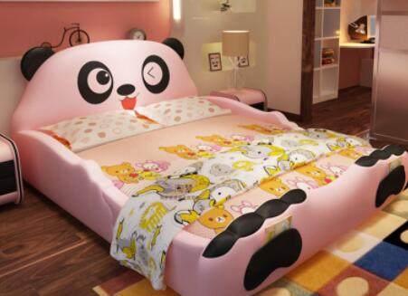 金喜临环保家具 儿童家具卡通床婴儿床儿童床SK99701安装步骤视频