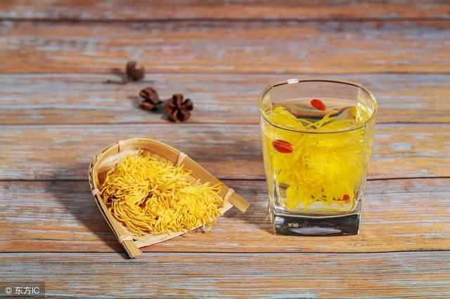 枸杞菊花茶的功效与作用有哪些