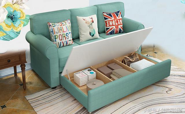 15款今年超流行的沙发,最喜欢倒数第3款的可移动折叠沙发床