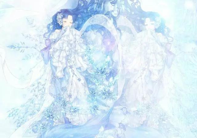 奇迹暖暖雪公主照片
