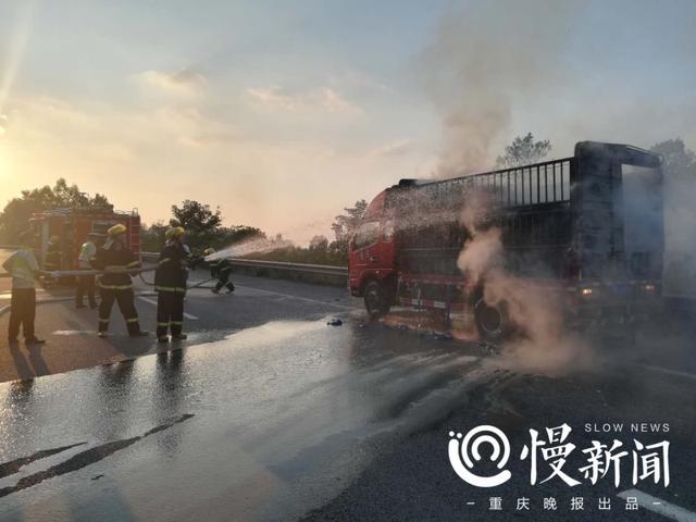 重庆高速路图片