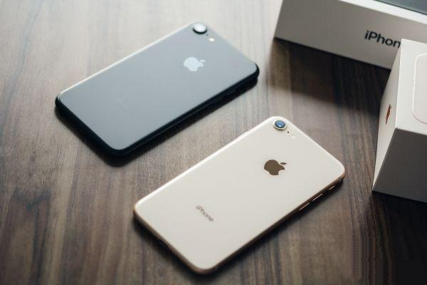 iPhone8和iPhone7有什么区别?哪个更值得买?_站长之家