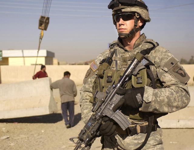 美国陆军近400年军服及单兵装备演变史 看完真是涨姿势