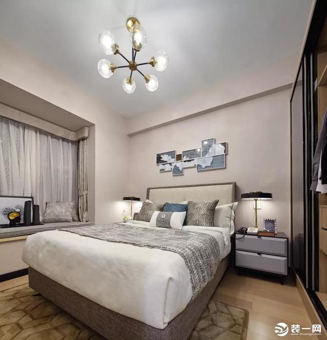 80平米房子装修效果图 卧室装修效果图大全