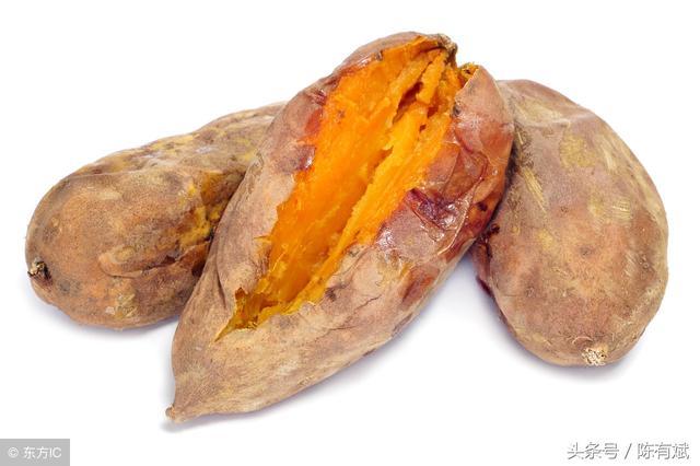 拔丝红薯图片