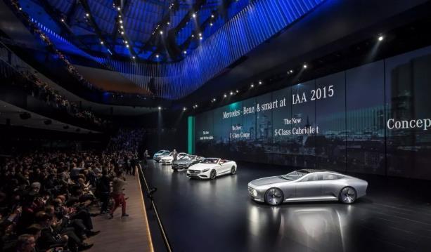 近距离接触豪车的良机,盘点全球著名车展