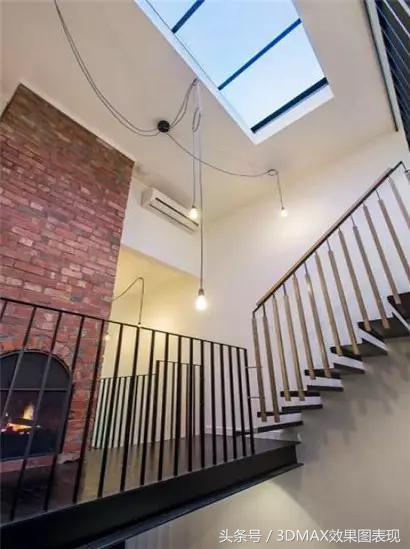 室内楼梯装修基础及效果图_学习啦