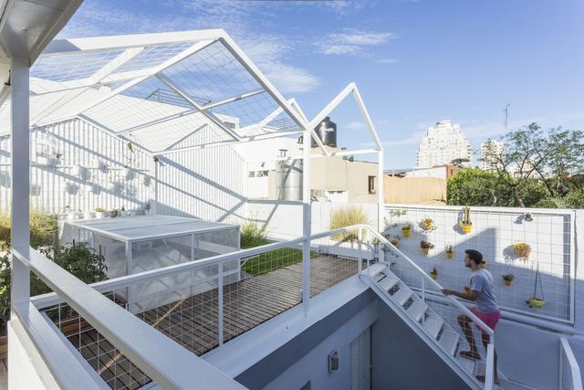 屋顶花园设计实景图片,第3个楼顶真的不一般
