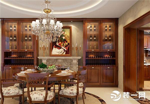 酒柜设计案例分享,全部是实景图,装修作为参考