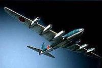 二战日本六大轰炸机