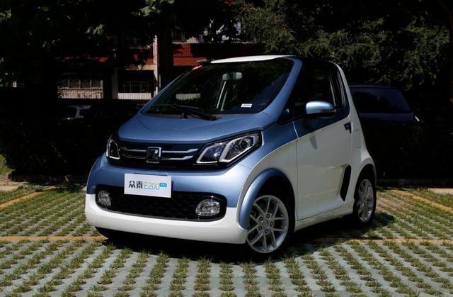 众泰新能源汽车