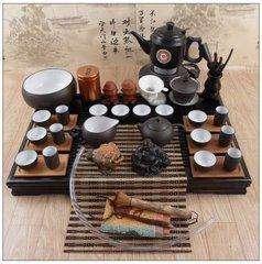 茶具怎么使用和摆放