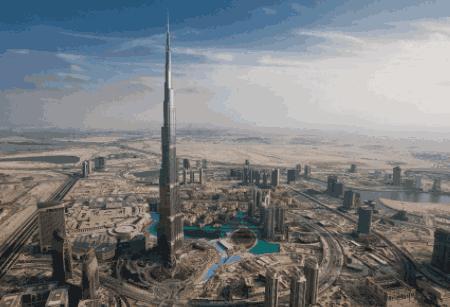 世界第一高楼落户中国,投资300亿,830米超迪拜塔成为世界最高楼