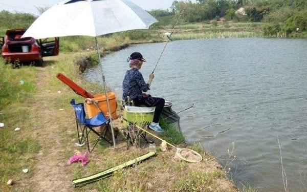 """用钓鲢鳙的""""水怪""""挂草,钓草鱼可是一绝,学会的赶紧去试试吧"""