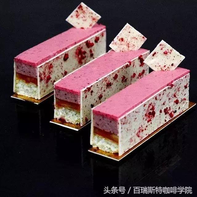 美輪美奐的法式蛋糕