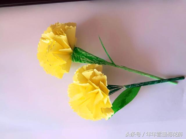 【折纸】一起来做教师节贺卡!康乃馨立体贺卡,简单易学!