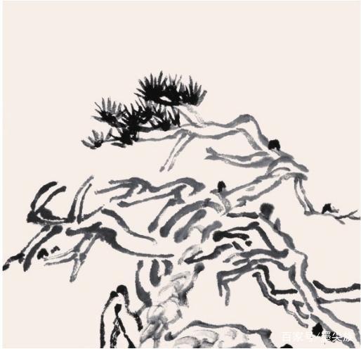 松树怎么画简单又漂亮