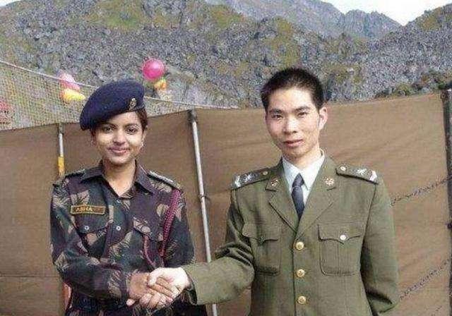 牺牲的中国士兵印度