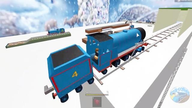 《托马斯小火车》隐藏在铁皮下的秘密