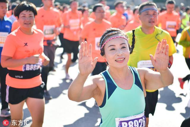 2019沈阳国际马拉松