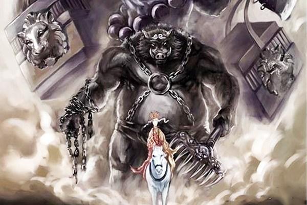 天蓬元帅转世下凡,为何要做黑猪?猪八戒隐藏了身世之谜!