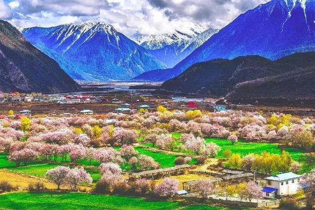 西藏拉萨图片美景