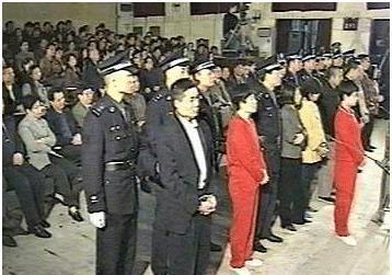 """中国第一悍匪张君,扬言""""不怕死"""",审判后竟躲在被窝里干一件事"""