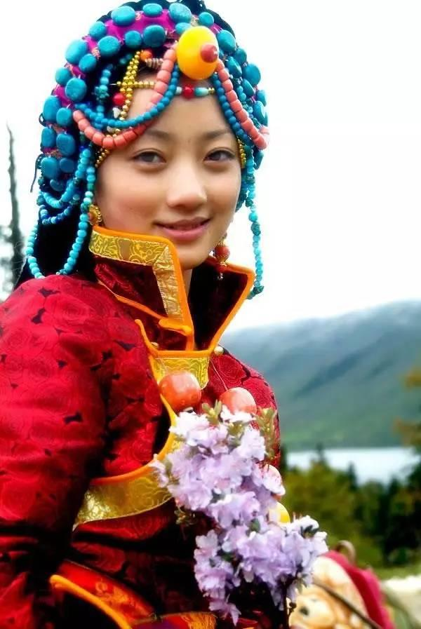 野性而优雅 藏族饰品