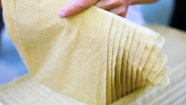 你们知道我们用的纸,是怎样造出来的吗?自制造纸术能成功吗?