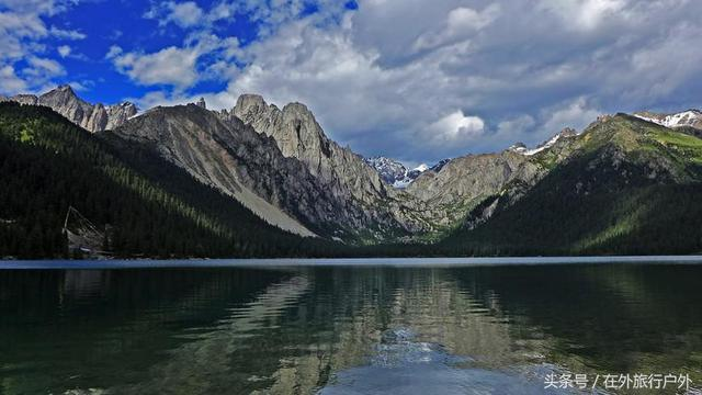 藏地措普沟:体验神奇的温泉沟,堪比瑞士的悠闲天堂,... _腾讯网