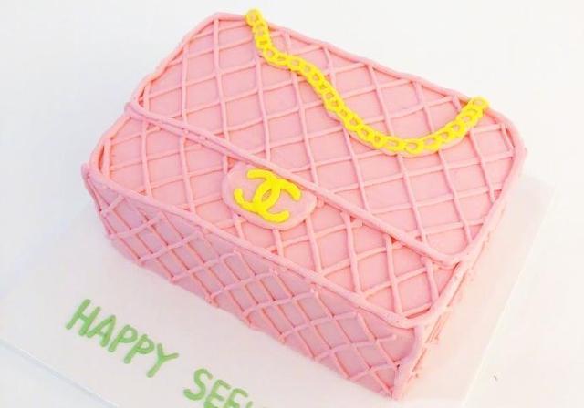 完全能根據個人喜好定制的專屬蛋糕「心」