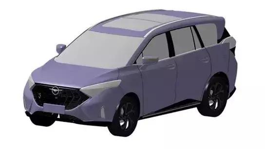一汽海马全新7座MPV实力回归,高度还原概念车
