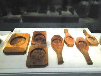 《第163期》木雕之月饼模子