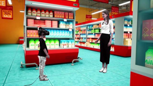 从逼着学到孩子吵着要学,即构&iVReal跨国远程MR教育颠覆认知