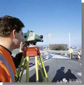 工地测量仪器图片