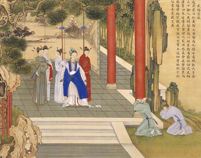 清宫艺术中的美人--论焦秉贞《仕女图册》(英文)--《国际比较...