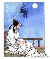 中秋节的画