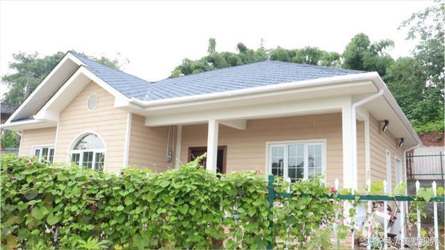 农村经济实用的自建房别墅户型,不大不小刚好够容下咱们家!