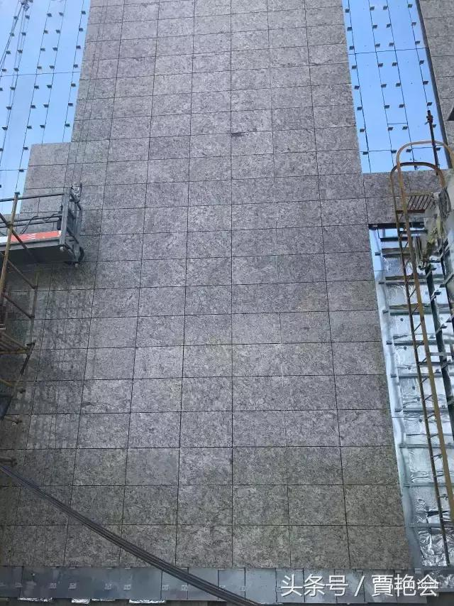 石材幕墙安装