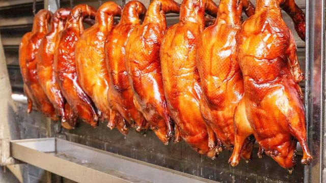 果木烤鴨的做法和配料