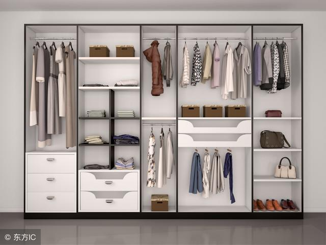 装修科普——定制衣柜基础知识