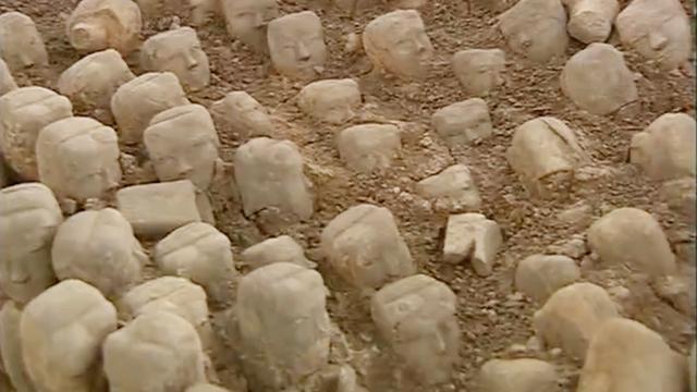 汉代三绝之汉墓篇(狮子山楚王陵、土山汉墓)