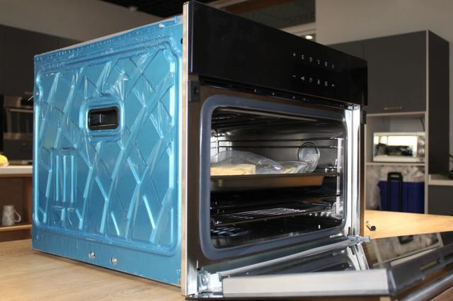 西門子蒸汽烤箱怎么用